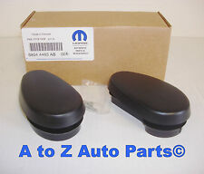 NEW 2009-2017 Dodge Ram 1500-3500 Tubular Side Step or Steps, 2 End Caps, Mopar