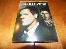 THE FOLLOWING The Complete First Season 1 TV Series Widescreen DVD SET NEW