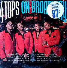 FOUR TOPS - ON BROADWAY - MOTOWN LP - IN SHRINK WRAP - 1967