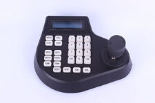 Joystick CCTV Keyboard Controller LCD Display for PTZ Speed Dome Camera control