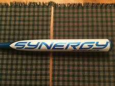 *RARE* NICE EASTON SYNERGY Speed SRV4B Fastpitch Softball Bat 34/24 (-10) ASA