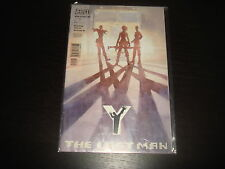 Y - THE LAST MAN #21 Brian K Vaughan  Vertigo DC Comics 2004 NM