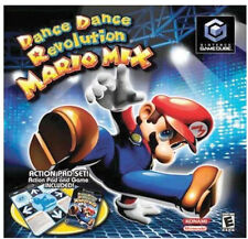 Dance Dance Revolution: Mario Mix  (Nintendo GameCube, 2005)