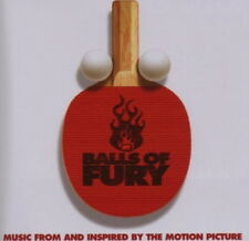 Balls of Fury CD, Bande originale, Import