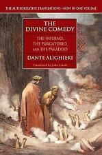 *NEW The Divine Comedy The Inferno, The Purgatorio, The Paradiso by Dante Alighg