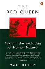 Red Queen: Sex and the Evolution of Human Nature 9780140167726 by Matt Ridley
