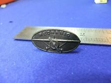 vtg badge mechanic aviation aircraft 1900s lapel staff worker air force airplane