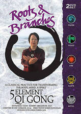 Roots  Branches: 5 Element Qi Gong (DVD, 2014, 2-Disc Set)