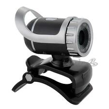 USB 0.3MP HD Web Cam Webcam Caméra Video + MIC Microphone pour Laptop PC Skype