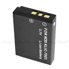 KLIC-7003 KLIC7003 Battery for Kodak EasyShare M380 M381 V803 V1003 Z950