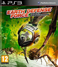 Earth Defence Force insect Armageddon PS3 *in Excellent Condition*