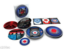 THE WHO - QUADROPHENIA: LIVE IN LONDON, 2CD + DVD + BLU-RAY + BLU-RAY AUDIO BOX