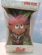 "PUNK ROCKER  w/THREE TONE HAIR  - 5"" Star Toys - NEW - Very Rare - MADE IN SPAIN"