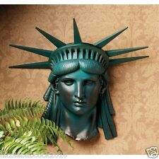 FREEDOM'S Statue of Liberty (1886) NEW YORK COLLECTIBLE WALL FRIEZE