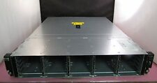 "AJ941A - HP StorageWorks D2700 2.5"" SAS Disk Array w/ 2x I/O, 2x FAN, & 2x PS"