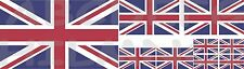 9 ADESIVI BANDIERA UNION JACK FLAG GRAN BRETAGNA GREAT BRITAIN STICKERS VINILE