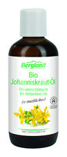 Bergland Bio-Johanniskraut-Öl 100 ml