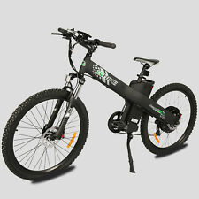 1000w Electric City Bicycle Moped Mountain eBike 28mph+48v13ah Lithium Battery