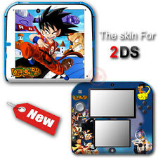 Dragon Ball NEW SKIN VINYL STICKER DECAL COVER for Nintendo 2DS