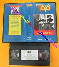 VHS film GLI ONOREVOLI Toto' Corbucci LEGOCART BRAMANTE 106 minuti (F3) no dvd