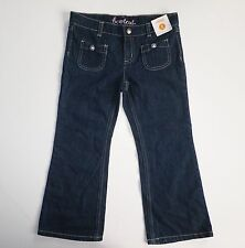 NEW GYMBOREE CHERRY CUTE  DENIM JEANS SZ 6 PLUS