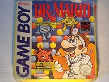 DR MARIO GAME BOY DR MARIO NINTENDO GAME BOY DRX MARIO