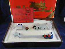 Matchbox Yesteryear YS-16 1929 Scammell 100 Ton Truck & Trailer, Locomotive Load
