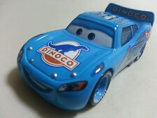 Mattel Disney Pixar Car Dinoco McQueen 95 Diecast Metal Toy Car 1:55 Loose New