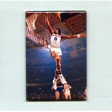 JULIUS ERVING / DOCTOR J - MINI POSTER FRIDGE MAGNET costacos nike sixers jersey