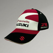 Official 2016 Bennetts Suzuki Halsall Racing Team BSB Baseball Cap