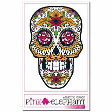 Matey 08 - A4 - Aufkleber - 20 cm - Dia de los muertos Day of the Dead Sticker