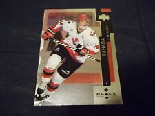 1997-98 Black Diamond Single Diamond #150 Vincent Lecavalier RC Team Canada