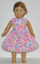 AMERICAN MADE DOLL CLOTHES FOR 18 INCH GIRL DOLLS DRESS LOT AGDS0006