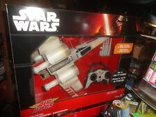 STAR WARS AIR HOGS REAL FLYING X WING FIGHTER, NEVER OPENED