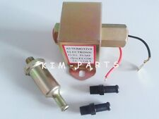 New Universal Electric Fuel Pump 12V for Petrol & Diesel 4-6 PSI