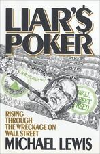 Liar's Poker: Rising Through the Wreckage of Wall Street