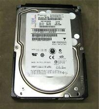 IBM eServer 06P5756 73.4GB U SCSI 10K Hotswap 06P5750