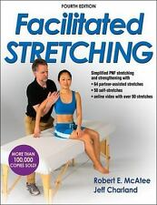 Facilitated Stretching-4th Edition With Online Video, McAtee, Robert, Acceptable