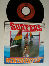 "SURFERS : Windsurfin' / Nite at the beach 7"" 45T 1978 Holland issue CNR 141.474"