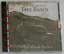 THE BAND - THE SHAPE I'M IN THE VERY BEST OF - CD Sigillato