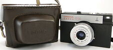 *RAREST BROWN CASE* SMENA-8m Russian USSR LOMOGRAPHY LOMO Compact 35mm Camera 11