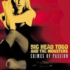 Big Head Todd & the Monsters, Crimes of Passion, Excellent Dual Disc
