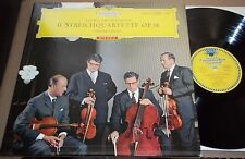 Amadeus Quartet BEETHOVEN Early Quartets - DGG Red Stereo 138 531/33