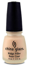 China Glaze Ridge Filler - .5oz  70246