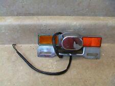 Honda 750 VF V45 MAGNA VF750-C Used License Plate Light 1982 HB159