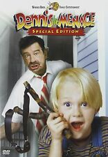 DENNIS THE MENACE : SPECIAL EDITION -DVD - Region 2 UK Compatible - sealed