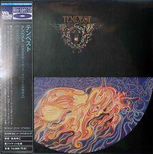 Tempest-Living in Fear UK prog hard rock Japanese mini lp Blu-Spec