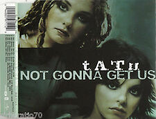 T.A.T.U Not Gonna Get Us CD Single