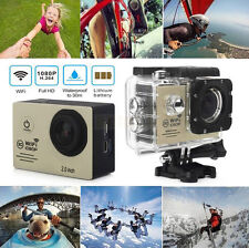 2016 SJ7000 Action Camera Wifi 2.0 LTPS LED Sports Extreme Mini Cam 1080P HD DV