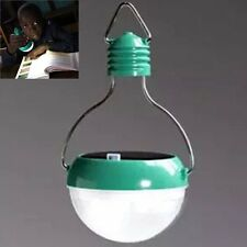 7LED Solar Camping Hiking Hanging Rotatable Light Lamp Nightlight Bulb Outdoor